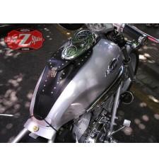 Panneau moto en cuir pour Kymco Venox mod, ITALICO Classique