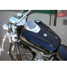 Panneau moto en cuir pour Honda Shadow 750 mod, ITALICO Celtique
