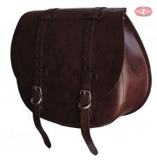 Side saddlebag mod, BANDO Basic UNIVERSAL - Brown -