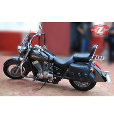 Alforjas para Honda Shadow 750 mod, IKARO Celtic Gótica Adaptable