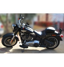 Bolsa basculante para Softail FAT-BOY Harley Davidson mod, POSEIDON Especifica