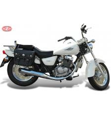 Saddlebags for Suzuki Marauder 125 mod, RIFLE Classic