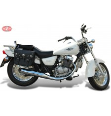 Satteltaschen für Suzuki Marauder 125 mod, RIFLE Klassischen