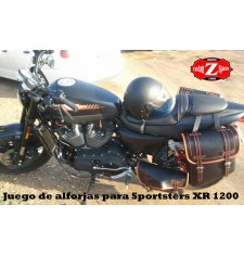 Sacoches pour Sportster XR 1200