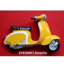 scooter lecture magnétique lambreta vert