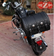 Baúl Custom para Sportster Harley Davidson mod, KIVIR Clásico Especifico