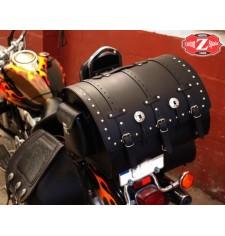 Baúl Custom para Yamaha Drag Star 650/1100 mod, KIVIR Clásico - Bolsillos - Específico