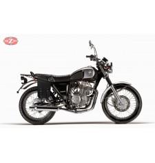 Alforja para basculante para Mash Five Hundred 500cc mod, TEMIS Básica Específica