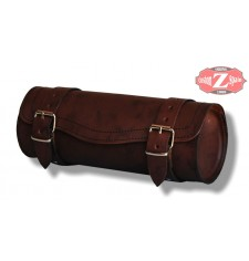 Tool bag Custom Basique Brun - 29 cm x Ø 11 -