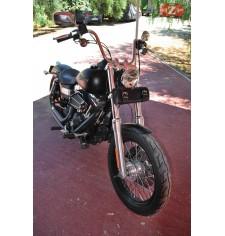 Bolsa herramientas básica para Street Bob Harley Davidson - Negro