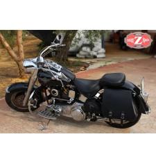 Alforja para Softail Harley Davidson mod, BIG SCIPION Básica Específica - IZQUIERDA