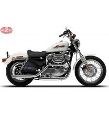 Alforja de basculante para Sportster 883/1200 Harley Davidson mod, ODIN Básica Específica