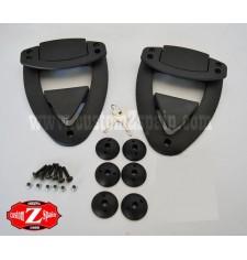 KlickFix System removable saddlebag