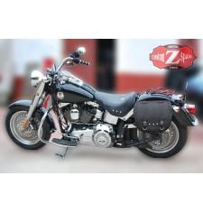 Alforja Lateral para Softail FAT-BOY Harley Davidson mod, BANDO