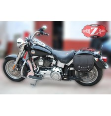 Alforja Lateral para Softail FAT-BOY Harley Davidson mod, BANDO Especifica