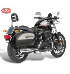 Alforjas Especificas Kawasaki Vulcan S Rigidas