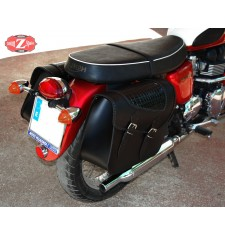 Alforjas para Triumph Bonneville T100/120 mod, FARAON - Coco - Adaptables
