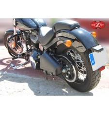 Alforja de basculante para Softail Harley Davidson mod, ODIN Básica Específica