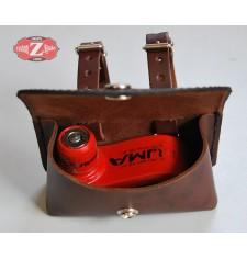 Padlock bag for brake disc - Brown -