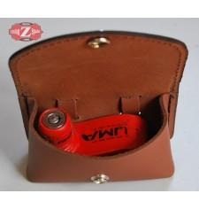 Bolsa custom de cuero para Candado de disco de freno