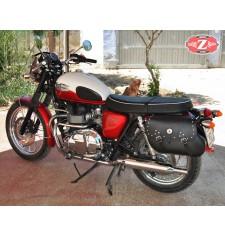 Alforjas para Triumph Bonneville T100/T120 mod, TORELO Clásicas Adaptables