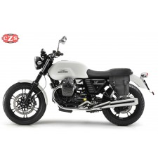 Saddlebag for Guzzi V7 III mod, CENTURION Adaptable - LEFT