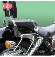 Support Sacoche Honda Black Widow 750 - Honda Spirit 750 DC.