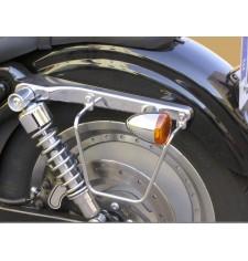 Support de sacoche pour Harley Davidson Sportster XL/XLM/XLN (desde 2005)