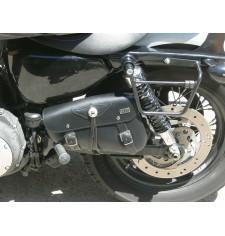 Soporte para Alforjas de Klick-Fix para Harley Davidson Sportster XL/XLM/XLN (desde 2005)
