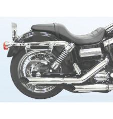 Soporte para Alforjas de Klick-Fix para Harley Davidson Dyna Glide (2001-2006)
