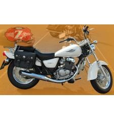 Satteltaschen für Suzuki Marauder 125 mod, RIFLE Basis