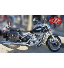 Saddlebags for Suzuki Intruder 250 mod, RIFLE Basic