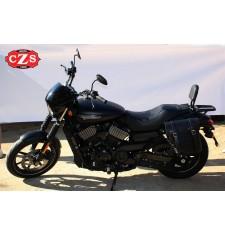 Sacoche pour Street Harley Davidson mod, CENTURION Adaptable - GAUCHE