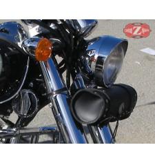 Tool bag Custom Classique 1 concho pour - Suzuki Marauder 250 -